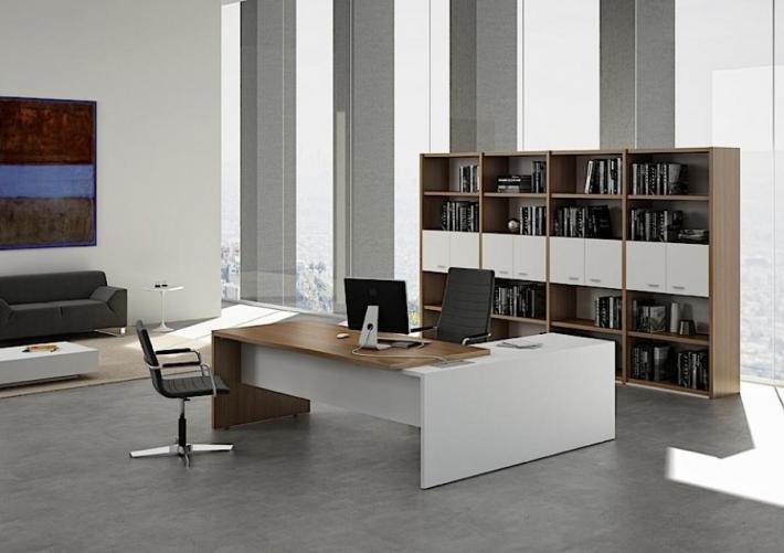 Scrivania Ufficio Dirigenziale : T di quadrifoglio l ufficio e l arredamento